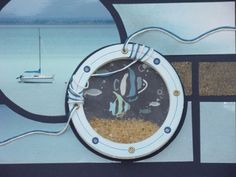 boîte décor Azza (Gagny scrap)