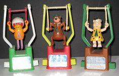 Tricky Trapeze toys