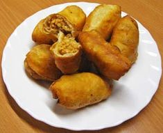 Pirog Garlic Bread, Empanadas, Pizza, Meat Recipes, Sweet Potato, Potatoes, Favorite Recipes, Meals, Vegetables