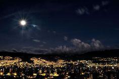 Medellín-Colombia Night