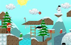 Winter tale platformer pack has just been added to GameDev Market! Check it out: http://ift.tt/1TZVE6w #gamedev #indiedev