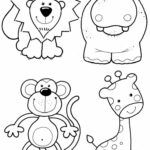 Here, you will find the collection of Free Zoo Animal Coloring Pages Printable. There unique sheets and pictures of different animals in HD quality. Zoo Animal Coloring Pages, Coloring Pages To Print, Colouring Pages, Coloring Pages For Kids, Coloring Sheets, Pictures Of Different Animals, Preschool Colors, Zoo Animals, Snoopy