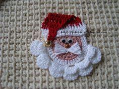 Sent from my BlackBerry  ORNAMENT_Santa Claus Face (papain noel)  http://www.creatiblogs.pt/post/papai-noel-de-croche-pap-fid-61479