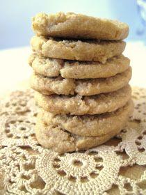 SUNDAY BAKER: Peanut Butter Slice Cookies