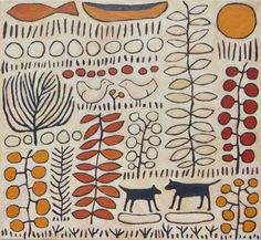 Marina Strocchi and Wayne Eager - Jan Murphy Gallery Kunst Der Aborigines, Stoff Design, Ink In Water, Textiles, Primitive Folk Art, Art Lessons Elementary, Indigenous Art, Aboriginal Art, Diy Embroidery