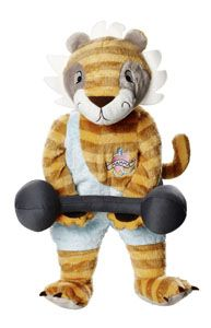 IKEA Kicks Off Soft Toys for Education Campaign to Benefit @Save the Children  - Holiday sales from IKEA's soft toy collection, including circus tiger, will help pump up global education programs around the globe.