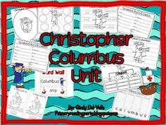 Columbus Unit...Henry & the Castaway?