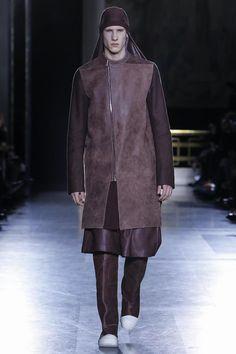 Rick Owens Menswear Fall Winter 2014 Paris - NOWFASHION