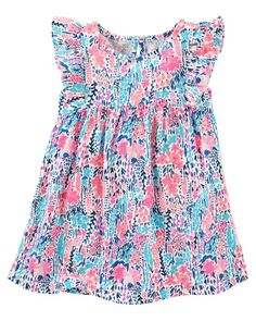 TLC Floral Print Tunic