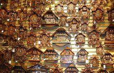Loja Kukos de Gramado - RS. Com relógios artesanais importados do sul da Alemanha. #brasil #brazil #cuckooclocks #store