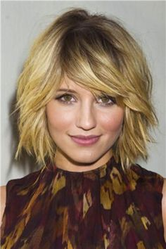 love this haircut... not sure if I would like dealing with the bangs.