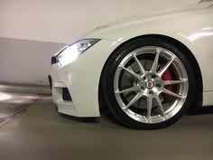 Обменяю тормоза M Performance — бортжурнал BMW 3 series 2014 года на DRIVE2