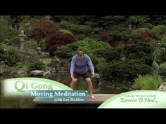 Qi Gong Moving Meditation with Lee Holden