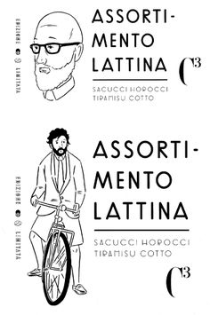 C3 web ASSORTIMENTO LATTINA Poster