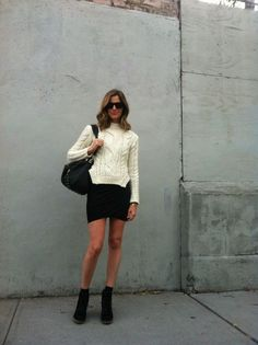 Carven sweater <3