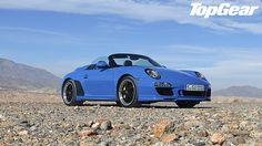 This week's wallpapers: Porsche 911 Speedster. From Top Gear