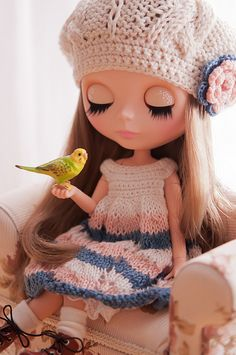"Blythe ""Coco Collette"" 