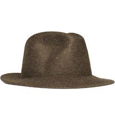 Lock & Co Hatters, Rambler Wool Fedora Hat
