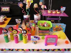 Totally Awesome Sweets for an '80s Party · Edible Crafts | CraftGossip.com