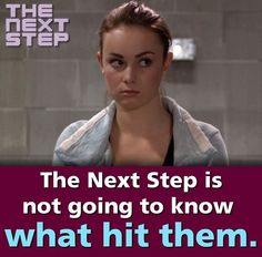 O.M.D. guys amanda tricks the next step shocker, well actually i already knew (youtube) hahaha