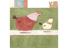 Christine Pym via  Illustration Friday