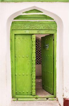 Марокканская дверь / Moroccan door
