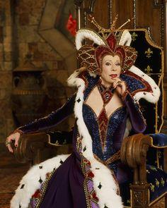 "Carol Burnett as Queen Aggravain in ""Once Upon a Mattress"" (2005)"