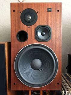 Click this image to show the full-size version. Audiophile Speakers, Diy Speakers, Hifi Audio, Kenwood Audio, Dj Sound, Music System, Sound & Vision, Loudspeaker, Audio Equipment