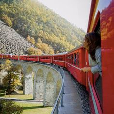 We think InterRailing through Europe is the perfect trip for first-time travellers. Here are top tips for traversing Europe on a train. Switzerland Vacation, Instagram Images, Instagram Posts, Travel Essentials, Golden Gate Bridge, Continents, Travel Inspiration, Traveling By Yourself, Travel Destinations