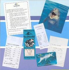 SeaWorld - Final  - Scrapbook.com