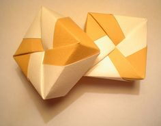 caja cuadrada