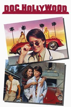 Watch Doc Hollywood 1991 Full Movie Online Free