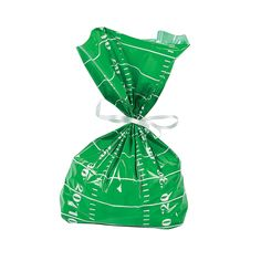 Football Field Bags - OrientalTrading.com2 per dozen  ? to use on tables...hold balloons down?