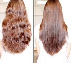 Smooth your hair naturally - Hair Cuts Natural Hair Styles, Long Hair Styles, Diy Hairstyles, Your Hair, Fashion Beauty, Hair Care, Smooth, Or Rose, Architecture