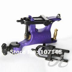 Pro SWASHDRIVE WHIP G7 Butterfly Rotary Tattoo Machine Gun Purple Tattoo Kits Supply Hot #Affiliate