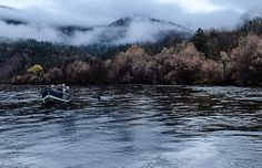 Jay--Paula-in-driftboat Photo courtesy of Carlyle Stout Klamath River, Sacramento River, River Lodge, Fall River, Trout, Fly Fishing, Jay, Beautiful Places, Waves