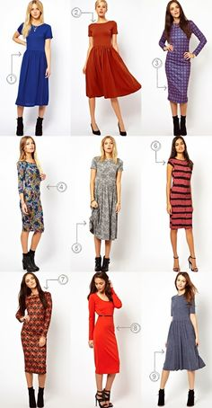 Asos Modest Dresses