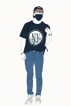 인생을 즐길 — art–min:   pls don't reupload jin ap fashion