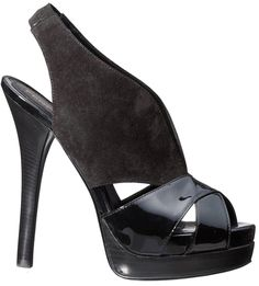 Fendi Fendi Shoes Black in Black