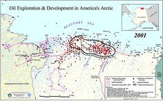 What is Prudhoe Bay? Alaska Oil Fields.