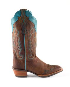 Ariat Women's Caballera Boot - Weathered Brown $230