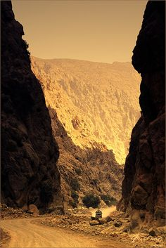 Wadi Al Bih through the eyes of abdul218