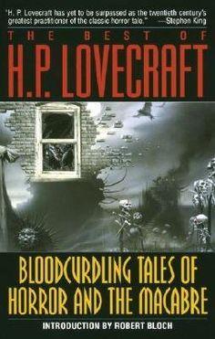 My first Lovecraft book :D