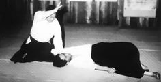"Tokimune Takeda, the son of Aikido Founder Morihei Ueshiba's teacher Sokaku Takeda. More from Takeda Sensei on the Aikido Sangenkai blog: ""Tokimune Takeda – Aiki Kuden and Hiden"" https://www.aikidosangenkai.org/blog/tokimune-takeda-aiki-kuden-hiden/ ""Solo Training for Kokyu-ryoku and Ki in Daito-ryu Aiki Budo"" https://www.aikidosangenkai.org/blog/solo-training-kokyu-ryoku-ki-daito-ryu-aikibudo/"