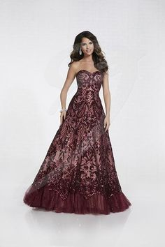 Tiffany Designs prom dresses create a sophisticated fairy tale look that will have you being the bell of the ball. Shop Formal Approach for our favorite Tiffany Designs styles! Formal Prom, Formal Evening Dresses, Evening Gowns, Red Wedding Dresses, Prom Dresses, Lace Dresses, Tiffany Dresses, Prom Dress Stores, Dress Making