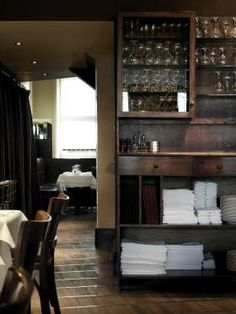 Racine - Another favourite restaurant that feels like the best french bistro in London, Knightbridge