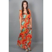 JUDITH MARCH: Cotton Dreams Maxi Dress - $129.00
