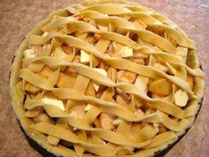 My Sweet Mission: Brown Paper Bag Apple Pie
