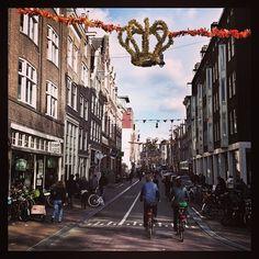 Haarlemmerstraat in Amsterdam, Noord-Holland best street for chic shopping