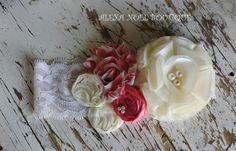 Liza Lou  Shabby chic vintage inspired by AlexaNoelBoutique, $18.00